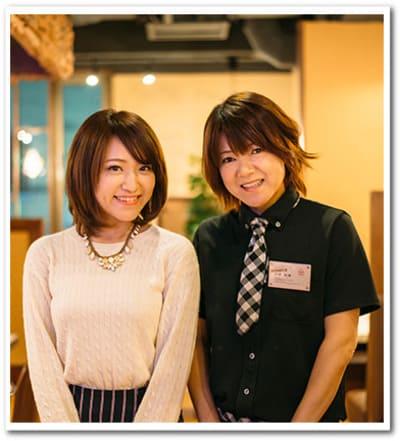 内田眞由美と母