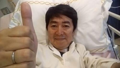 笠井アナウンサー