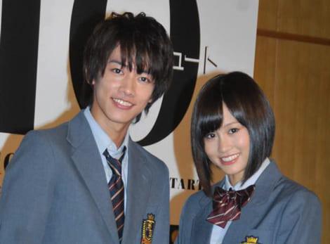 佐藤健と前田敦子が熱愛