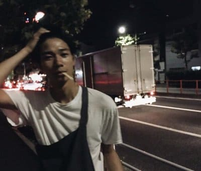 清原翔の彼氏感