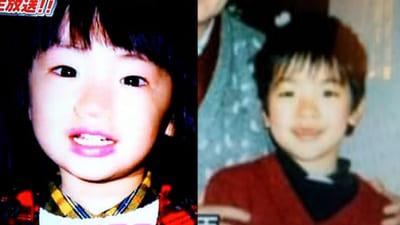 北川景子とDAIGOの子供時代の画像