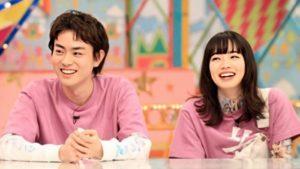田将暉と小松菜奈がイチャイチャしすぎ!VS嵐にカップル出演