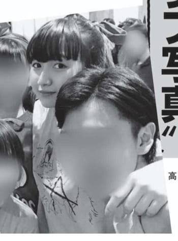 cocomiと生田斗真似の彼氏
