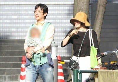 菅野美穂と堺雅人の子供
