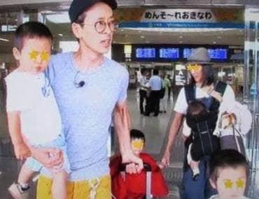 滝藤賢一の嫁と子供